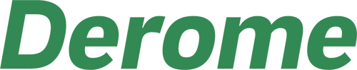 Derome logotyp